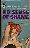 img - for No Sense of Shame book / textbook / text book