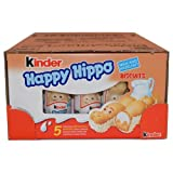 Kinder Happy Hippo - Hazelnut, CASE, 10x Review and Comparison
