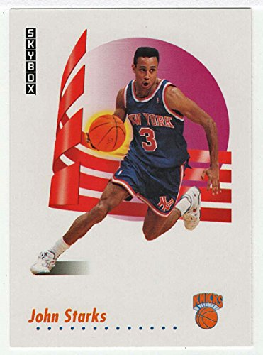 John Starks RC (Basketball Card) 1991-92 Skybox # 194 ()