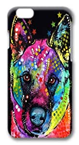 akita Custom iphone 6 plus 5.5 inch Case Cover Polycarbonate 3D