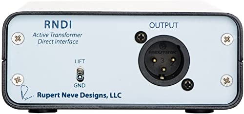 Rupert Neve Designs Active DI Box