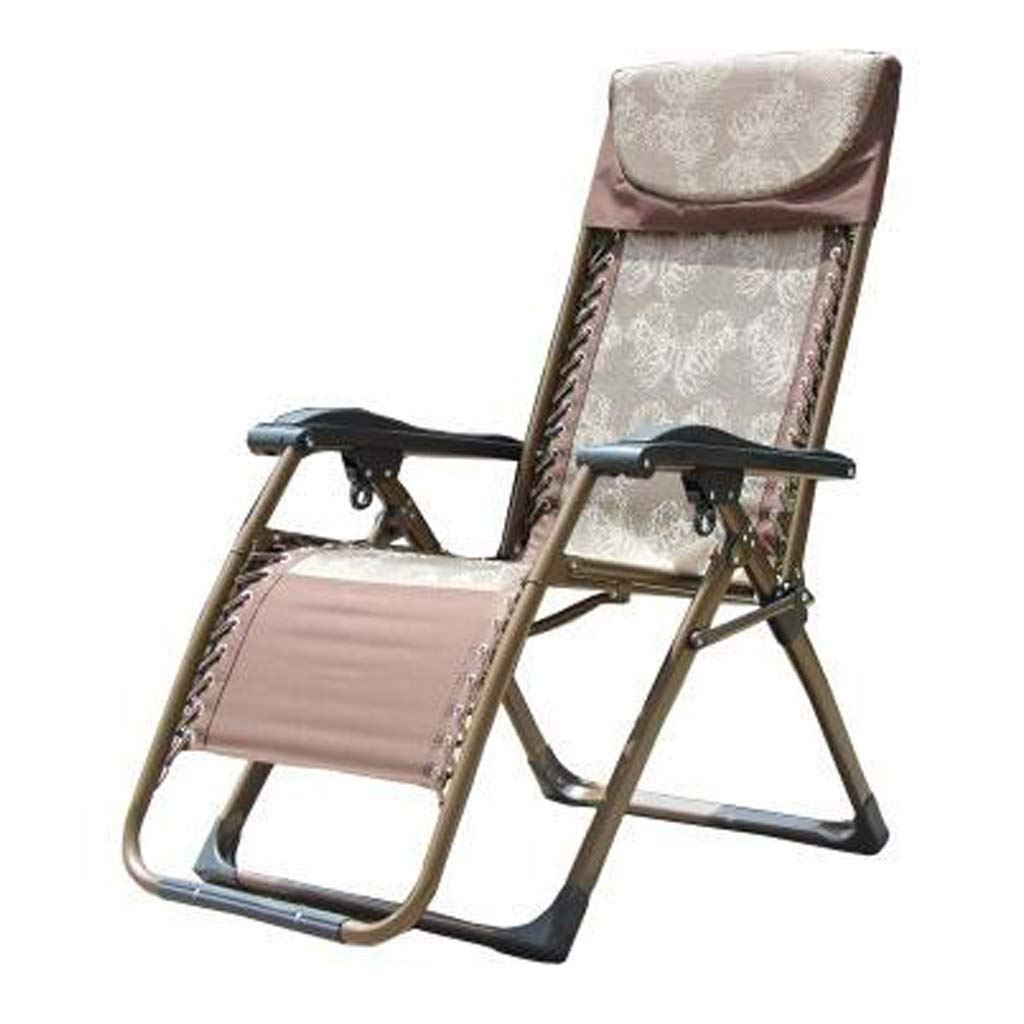 Amazon.com: Zero Gravity Sillas reclinables de jardín silla ...