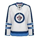 Ladies Reebok NHL Premier Jersey - Winnipeg Jets - Away