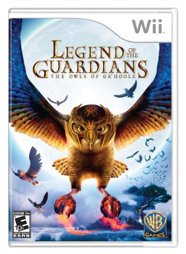 - Legend of the Guardians: The Owls of Ga'Hoole - Nintendo Wii