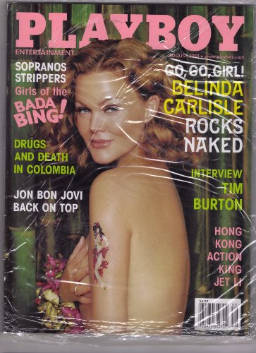 Playboy, August 2001