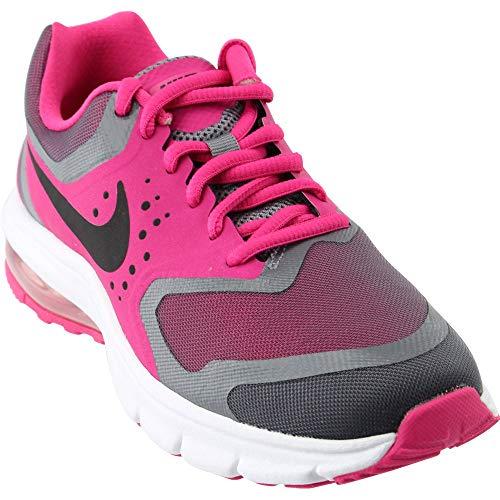 Nike 716788-003: Air Max Premiere Run (GS) Pink/Grey Running Unisex Youth Size (Boy/Girl/Men 4.5 = Women 6) (Girls Nike Sneakers)