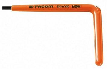 Facom 46,10AVSE mm-10 cl/és s/érie isol/é 1000 V vse