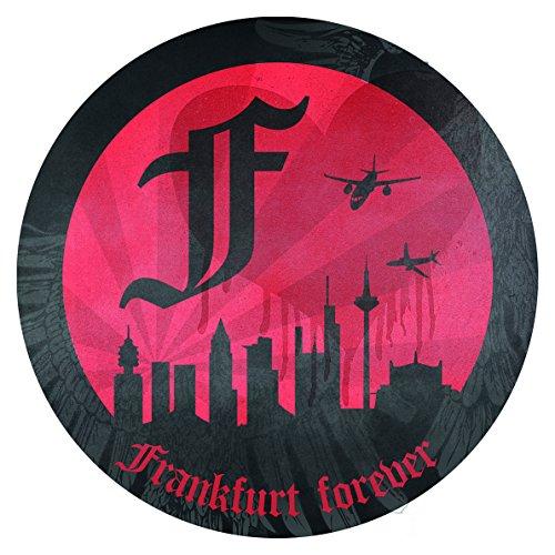 Geldbörse Eintracht Frankfurt + gratis Sticker Frankfurt forever, Geldbeutel / monedero / purse / bourse, Geldtasche, Portemonnaie