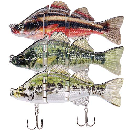 - TRUSCEND Fishing Lures for Bass 3.9