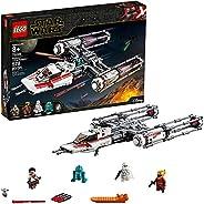 Lego Star Wars Y-Wing Starfighter™ da Resistência 75249