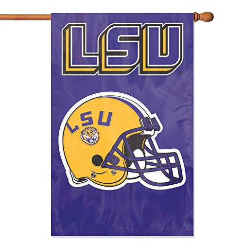 Party Animal LSU Tigers Banner College Flag