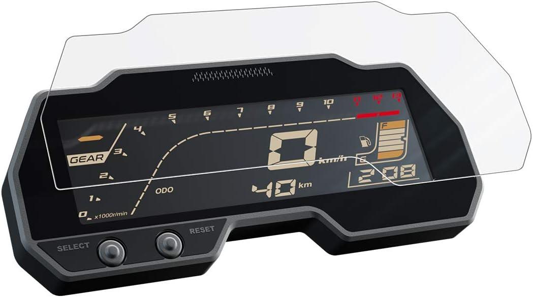 Speedo Angels Nano Glass Displayschutzfolie Tachoschutzfolie Für Yamaha Mt 125 2020 Auto