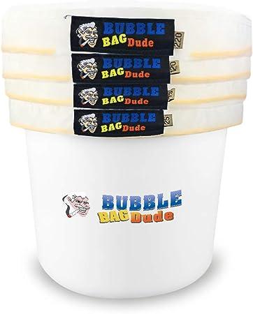 Amazon.com: bubblebagdude todos los bolsa de 20 Galón 4 de ...