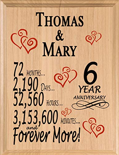 Broad Bay Personalized Anniversary Wedding product image