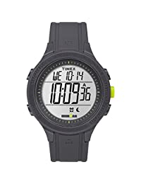 Timex de los hombres tw5m14500Ironman Essential 30cal/negro resina Correa reloj
