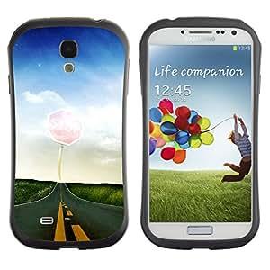 Pulsar iFace Series Tpu silicona Carcasa Funda Case para SAMSUNG Galaxy S4 IV / i9500 / i9515 / i9505G / SGH-i337 , Nature Beautiful Forrest Green 65