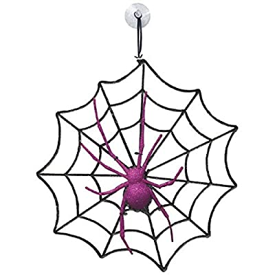 amscan Spider & Web Decoration: Toys & Games