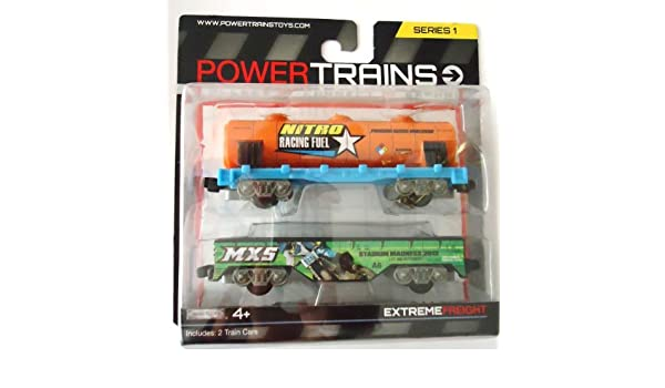 Power Trains - Extreme Freight by Power Trains: Amazon.es ...