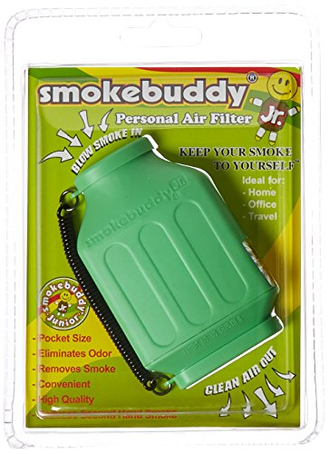 smokebuddy Green Jr Personal Air Filter