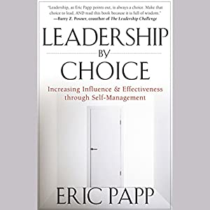 Leadership by Choice Audiobook