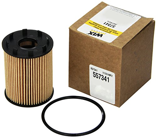 Filter Dodge Dart - WIX Filters - 57341 Cartridge Lube Metal Free, Pack of 1