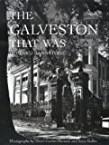The Galveston That Was (Sara and John Lindsey Series in the Arts and Humanities) by Howard Barnstone (2014-12-14)