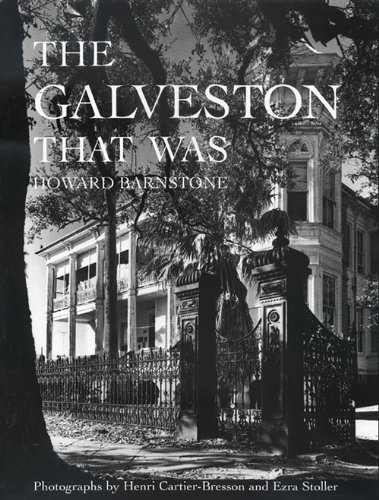 The Galveston That Was (Sara and John Lindsey Series in the Arts and Humanities) by Howard Barnstone - Galveston Mall Shopping