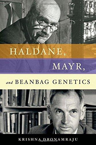 Haldane, Mayr, and Beanbag Genetics