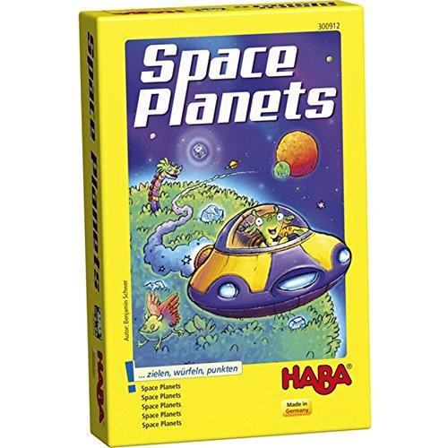 /Space Planets Gioco HABA 300912/