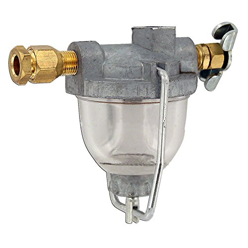 AL2087T New Fuel Sediment Bowl Assembly For John Deere L LA LI LUC LUS LUW +
