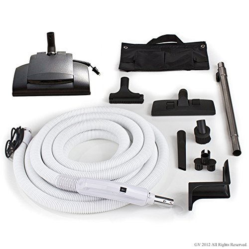 30 ft Central Vacuum Kit Wessel Werk Designed To Fit All Brands like Beam Electrolux Nutone (Gv Central Vacuum Kit compare prices)