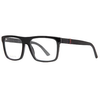 56fc7a9afc Gucci Eyeglasses GG 1117 UI5  Amazon.co.uk  Clothing