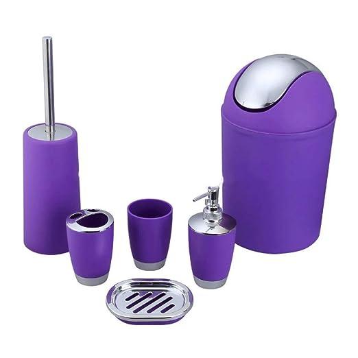 Lily Set de Accesorios de baño para el hogar. Accesorios de baño ...