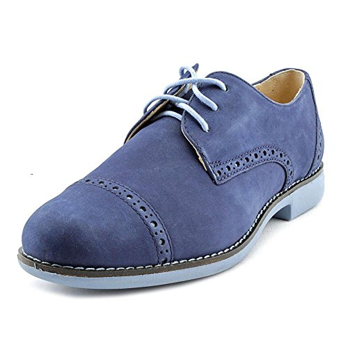 Cole Haan Women's Gramcery Oxford Cap Shoes (5.5, Blazer Blue) by Cole Haan