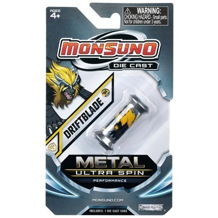 Monsuno Die Cast Metal Ultra Spin Core Driftblade