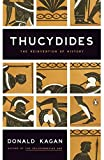 Front cover for the book Thucydides: The Reinvention of History by Donald Kagan