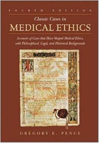 Dissertation medical ethics