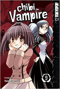 Book Chibi Vampire, Vol. 9