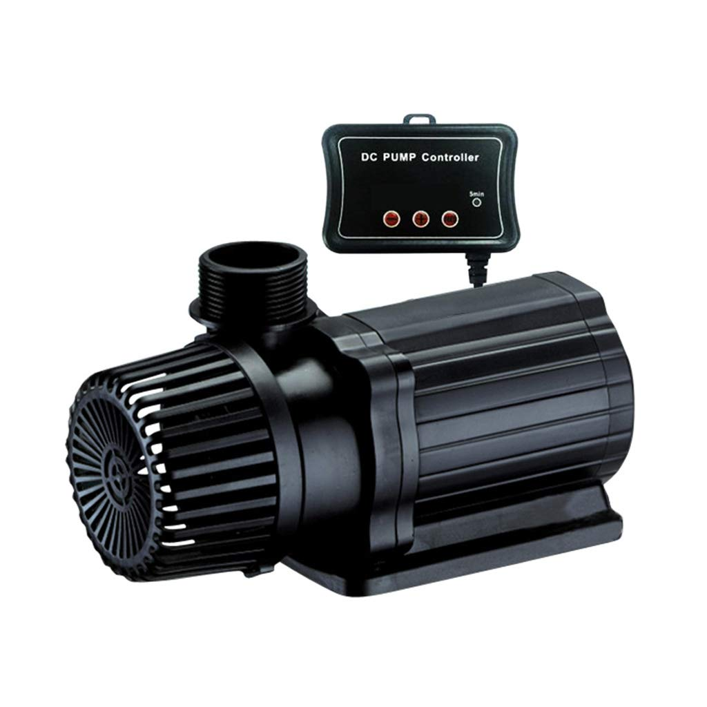 55W DC Ingreener Submersible Pump Fish Tank 24V Low Pressure Circulation Pump Fish Pond Pumping Large Flow Mute (Size   55W)