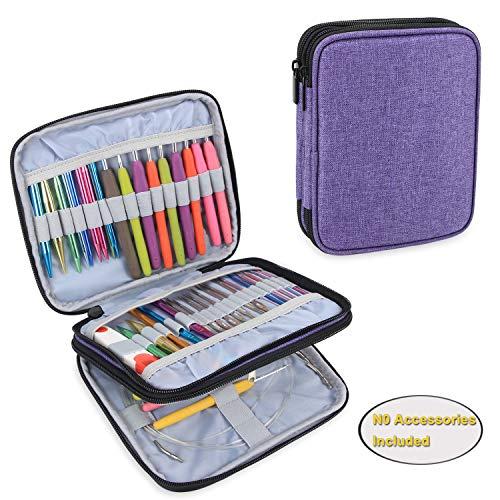 Knitting & Crochet Needle Cases