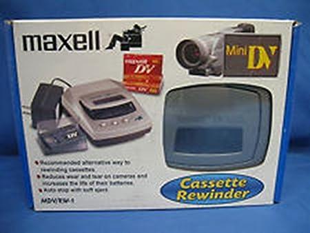 Digital Concepts MiniDV Cassette Rewinder with AC Adapter