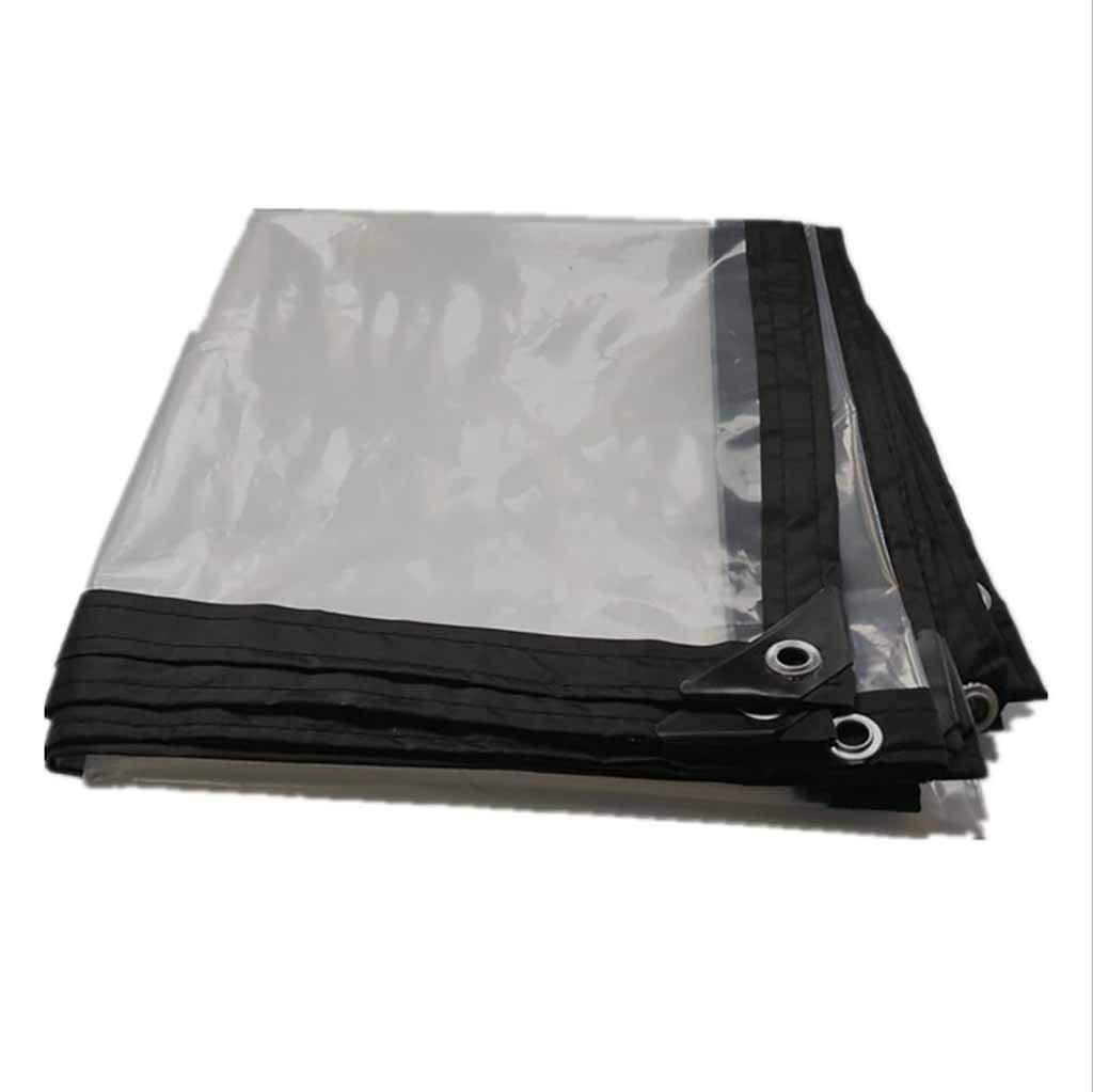 SZ JIAOJIAO Regen Sicheres Plastiktuch Zelt Bodenbelag Balkon Fenster Pflanzenschutz Zelt Plastiktuch Polyethylen PE Plane,3X8m c0f253
