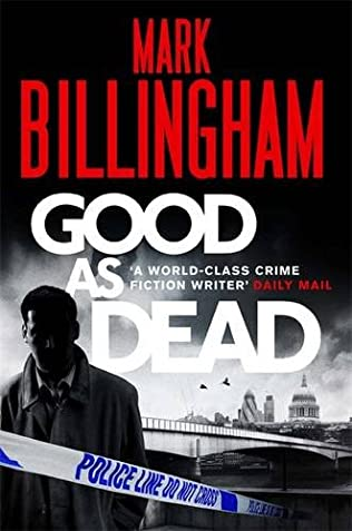 book cover of Good as Dead