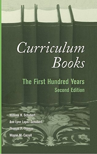 Curriculum Books: The First Hundred Years (Counterpoints)
