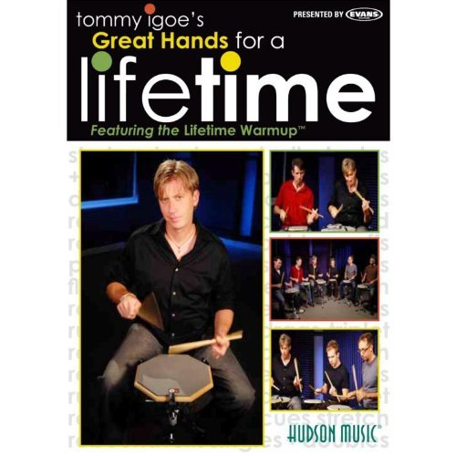 Tommy Igoe Great Hands for a ()