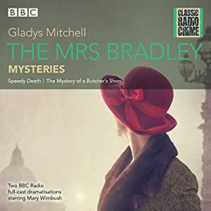 The Mrs Bradley Mysteries Radio/TV Program