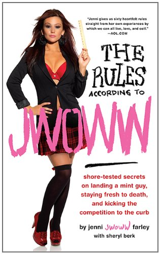 Download The Rules According to JWOWW: Shore-Tested Secrets on Landing a Mint Guy, Staying Fresh to Death, and Kicking the Competition to the Curb pdf epub