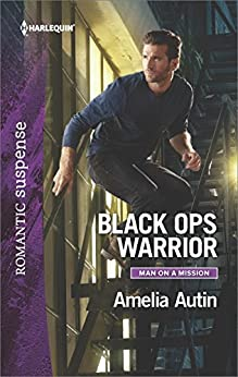 Black Ops Warrior (Man on a Mission) by [Autin, Amelia]