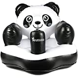 Aodicon Inflatable Float Panda Toys Swimming Ring for Kids Baby Seat Inflatable Mattress Swimming Circle Water Bathing Toys