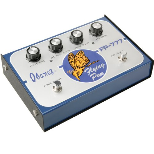 Used, Ibanez Flying Pan Phaser Guitar Effect Pedal for sale  Delivered anywhere in USA